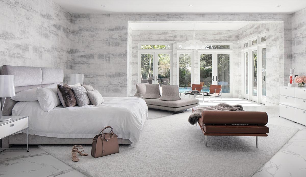 Iconic Contemporary Living In Winter Park Florida Design