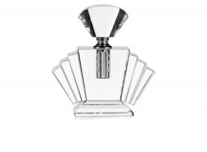 "Francesca,"" Z GALLERIE'S Art Deco perfume bottle, deserves a premier spot on any shelf. zgallerie.com"