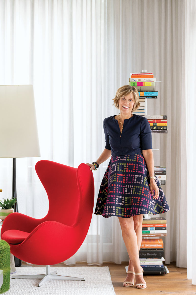 Known for her energy, enthusiasm and joie de vivre, Lucy infuses homes with her own brand of pizzazz. A classically trained designer, she creates rooms that charm, delight, dazzle and enchant.